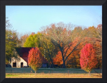 Autumn Country Charm 01