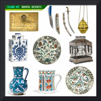 Islamic Art, Islamic Artifacts - Various Artifacts