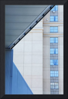 Urban Building Abstract