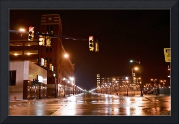 Detroit - New Years Eve Night - Calm before the St