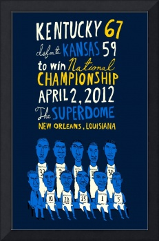 2012 Kentucky Wildcats
