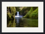 Punchbowl Falls by Marylynne Diggs