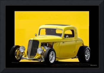 1933 Ford 'Three Window' Coupe