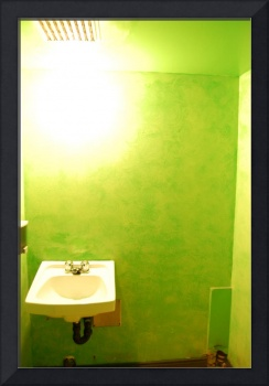 Green Washroom