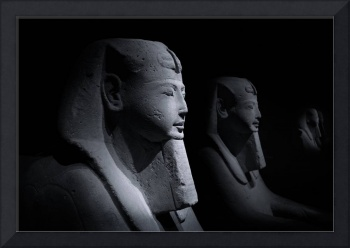 Sphinx in the Mirror