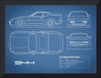 A 944 Turbo Blueprint