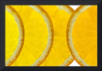 Refreshing Orange Slices