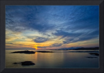 Sanna Bay Sunset