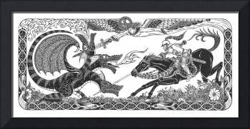 St. George and The Dragon (14