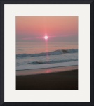 Glorious Sunrise Easter Card by Jacque Alameddine