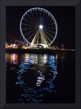 The Great Wheel At Night (a)