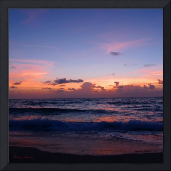 Tropical Dawn Seascape 3B