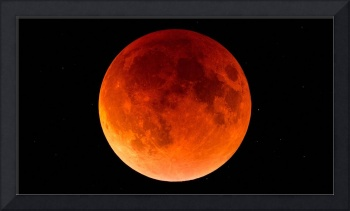 Eclipse of the Blood Moon