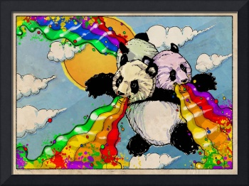 The Rainbow Vomiting Pandas Of Interestingness