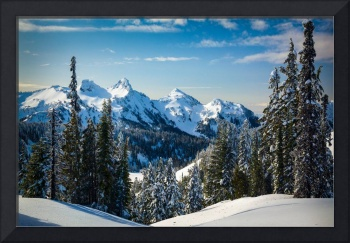 Tatoosh Winter Wonderland