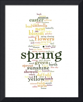 Words About Spring 1