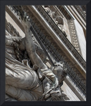 Arc de Triomphe detail #15
