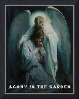 Agony in the Garden by Frans Schwartz