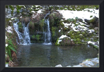 Oregon Caves Waterfall & Pond (2)