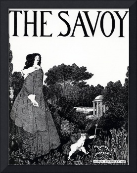 Title page from 'The Savoy'
