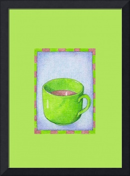 Tea in Green