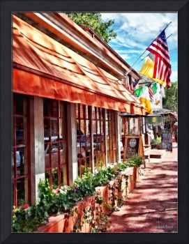New Hope PA - Outdoor Seating Now Open
