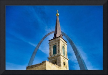 Basilica of St Louis Study 3