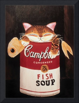 Cat art by catmaSutra - Fishsoup