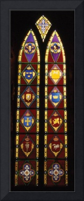 Danish Stained Glass