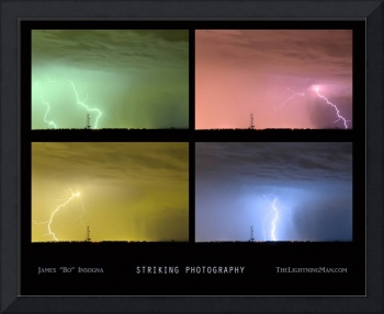 Striking Lightning Photography