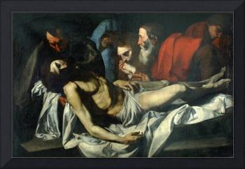 Anonymous~The Burial of Christ