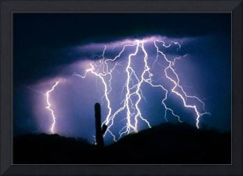 Monsoon Thunderstorm