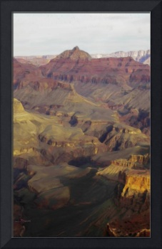 Grand Canyon Rapture - Panel One