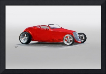 1933 Ford Roadster II