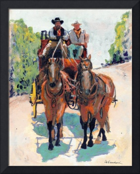 Stagecoach Old Town San Diego