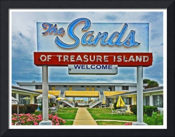 Sands Motel, Treasure Island, Florida