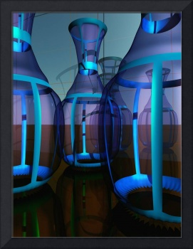 Virtual Glass Jugs II