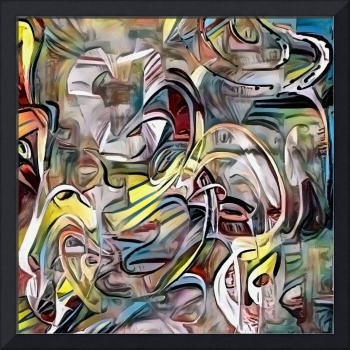 Abstract painting1