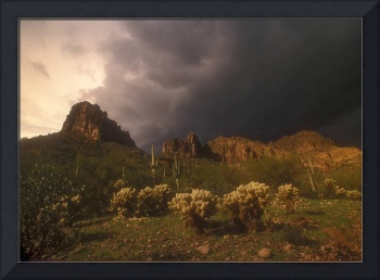 Superstition Mountain, Arizona