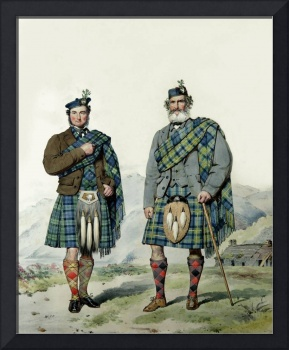 Campbell & Campbell; Scots Highlanders (MacLeay)