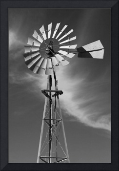 Windmill 2:Black and White