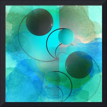 abstract decoration -1-