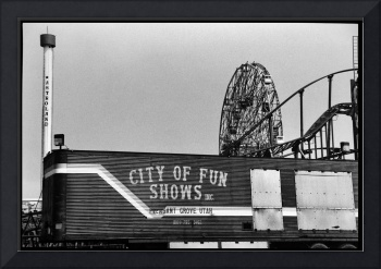 Astroland Amusement Park - Coney Island - Brooklyn