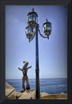 Cabo Lamp Post