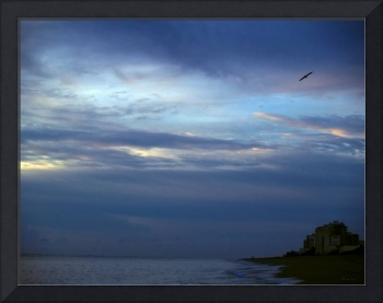 Seascape Dawn Morning Splendor at Vero Beach FL B3