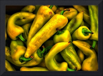 HDR Pepper