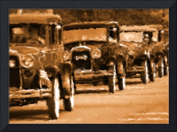 antique cars