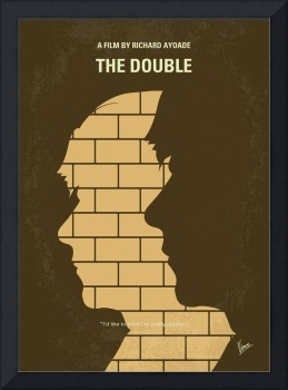 No936 My The Double minimal movie poster