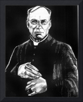 Portrait of Father Thomas Frederick Price (First)