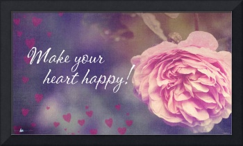 Make Your Heart Happy With Love